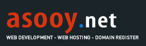 Asooy.Net - Web Development - Web Hosting - Domain Register